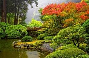 Japanese Garden, Portland, Oregon