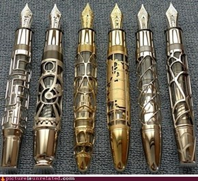 Fancy Pants Pens