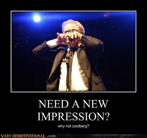 NEED A NEW IMPRESSION?