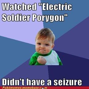 Freaking Porygon