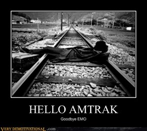 HELLO AMTRAK
