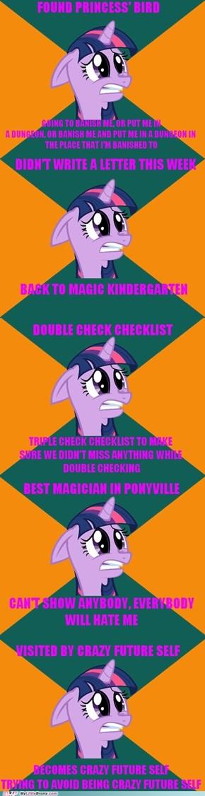 Paranoid Pony