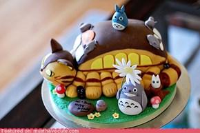 Epicute: Catbus Cake