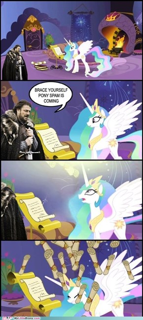 Watch out Celestia