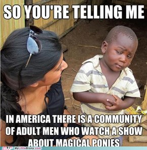 Skeptical Third World Kid Needs Some Friendship