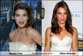Natalia Tena Totally Looks Like Jillian Michaels