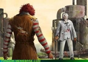 Ron vs Colonel