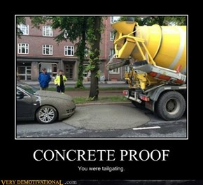 CONCRETE PROOF
