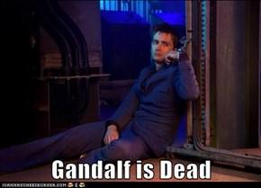 Gandalf is Dead