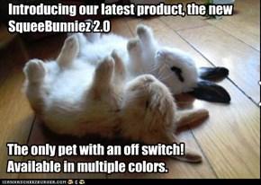 SqueeBunniez 2.0