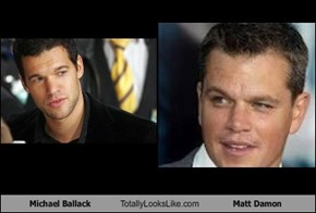 Michael Ballack Totally Looks Like Matt Damon