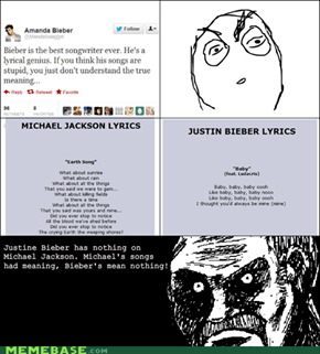 Justin Bieber Is Nothing Compared To Michael Jackson