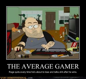 THE AVERAGE GAMER