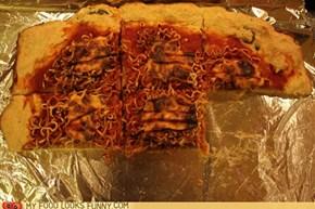 Ramen Pizza