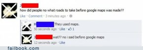 They Used MapQuest, Duh