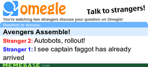 oh omegle people.