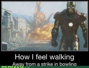 I am Bowling Man