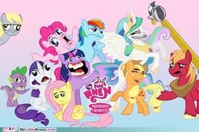 Pony Rage