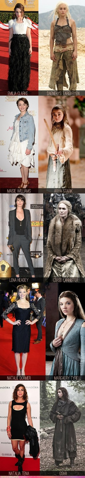 If Style Could Kill: Game of Glam