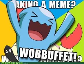 Wynaut Wobbuffet