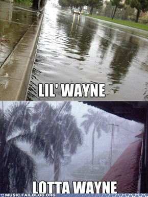 Where There's Wayne, There's Also Breezy