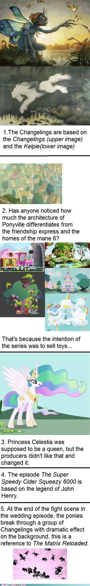 Just some awesome facts about MLP (Part 1)