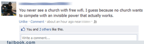 Why Churches Don't Use Electricity or Magnets