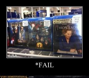 *FAIL