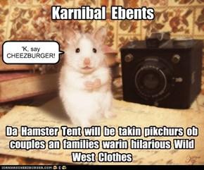 KK2012:  Karnibal ebents!