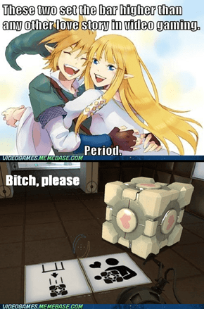 Zelda, please