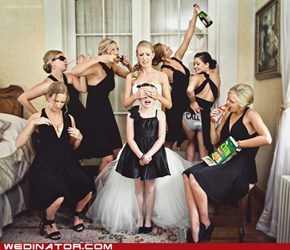 Girls Gone Wedding