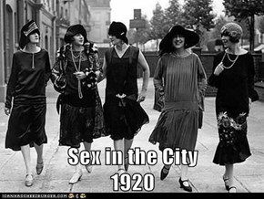 Sex in the City                         1920