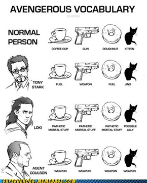 Classic: Coulson Has a Lot of Choices