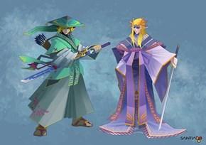 The Legend of the Samurai