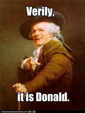 Joseph Ducreux: Dolan Ducreux