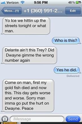 Get it Together, Dwayne