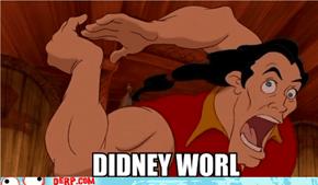 I Lurrrve Didney Worl!