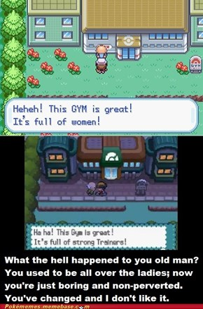 The Worst Change in Pokemon