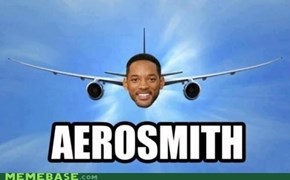 Will Smith is best plane