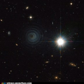 Hubble Space Telescope Finds an Incredible Spiral
