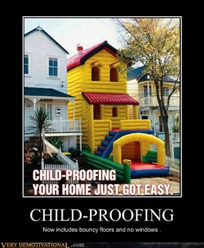CHILD-PROOFING