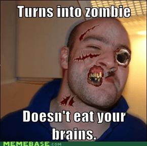 Good Zombie Greg