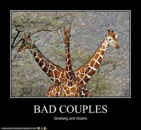 BAD COUPLES