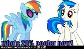 who's 20% cooler now!