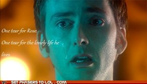 Tears of a Timelord
