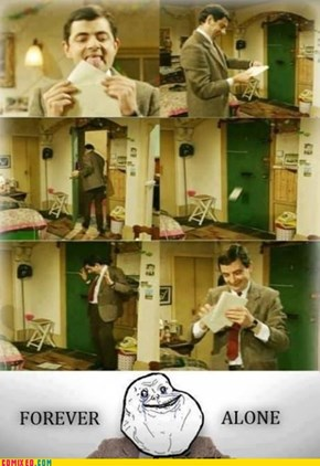 Forever a Mr. Bean