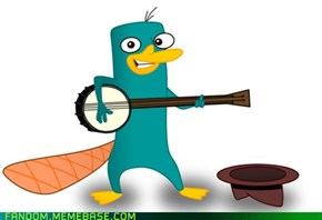 A Banjo Playing Platypus?