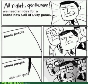 Activision Is Run By Geniuses