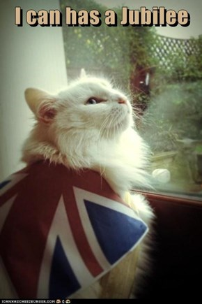 I can has a Jubilee