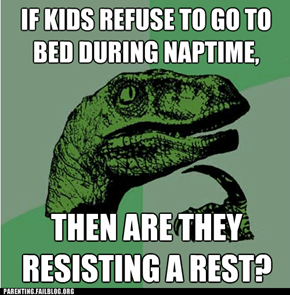 Philosoraptor Asks...